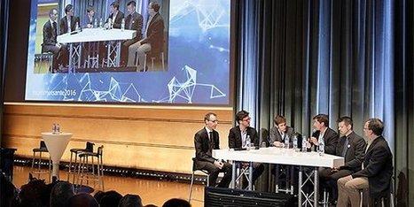 Santé, un avenir ultra-connecté ? Au Sommet économique 2016 à Montpellier | Information en santé | Scoop.it