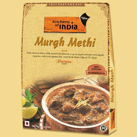 Murgh Methi | Ready to dine | Scoop.it