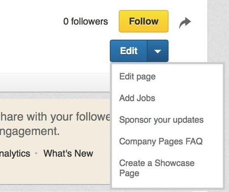 Pagine Vetrina Linkedin: cosa sono e come sfruttarle | marketing personale | Scoop.it