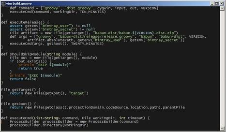 Babun - Enfin un vrai terminal sous Windows | Time to Learn | Scoop.it