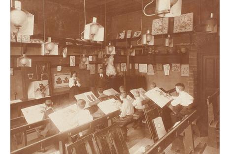 Rijksmuseum presents restored and renovated Teekenschool (Drawing School) - Art Daily | Rijks | Scoop.it