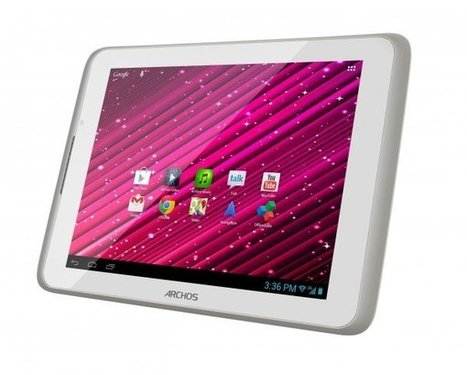 New Offerings from Archos - the Archos 80 Xenon Quad Core Android Tablet | Hi-Techs | Ultimate Technology Info and Reviews | Technology | Scoop.it