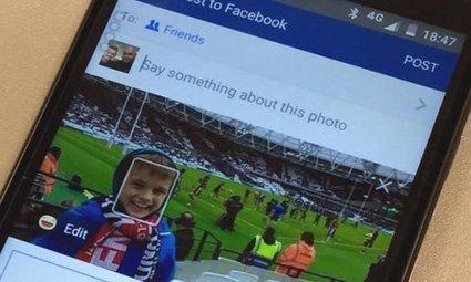 Fotos y menores en las redes sociales - Asociación de consumidores de medios audiovisuales | Educacion, ecologia y TIC | Scoop.it