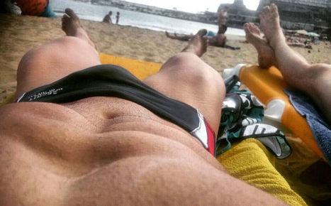 Instagram Hunk: Eduardo Rodríguez Cabrera - Shirtless Hunk Photos | FlexingLads | Scoop.it