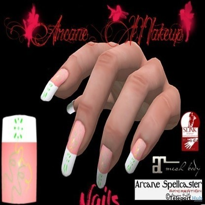 New Starts Nail Appliers Teleport Hub Group Gift by *Arcane Spellcaster* Ak-Creations | Teleport Hub - Second Life Freebies | Second Life Freebies | Scoop.it