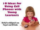 10+ Ideas for Using Cell Phones with Young Learners | Let's Talk Languages! | Scoop.it