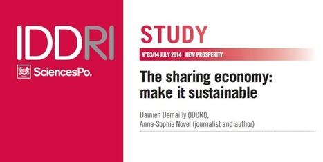 Is Sharing Good for the Environment? It Depends. | Peer2Politics | Scoop.it
