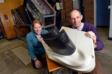 New jet turbines are just one way in which Durham University's research has ... - The Journal | Turbines Design & Power | Scoop.it