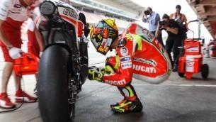 Ducati Team completes Barcelona post-race test   MotoGP World   Scoop.it