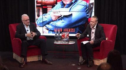 Watch Alain Ducasse & Michel Roux Jr. Talk Michelin and the Evolution of Cooking   Gastronomie et alimentation pour la santé   Scoop.it