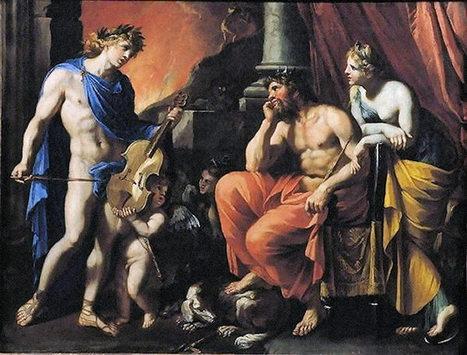 Mythologie grecque: Orphee et Eurydice | RESSOURCES EN LATIN | Scoop.it