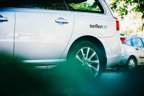 Sunfleet slår bilpoolsrekord i Stockholm | Bilpool | Scoop.it