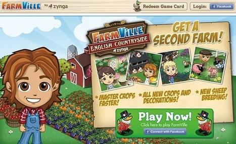 Réseaux sociaux et mobilité seront les deux grandes tendances des jeux marketing on line en 2012   Com&Médias   Scoop.it