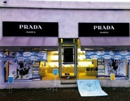 'Prada Marfa' Sculpture Vandalized Again (and That's Totally Fine, By theWay) | Creativity, Ideas and Art Education | Scoop.it