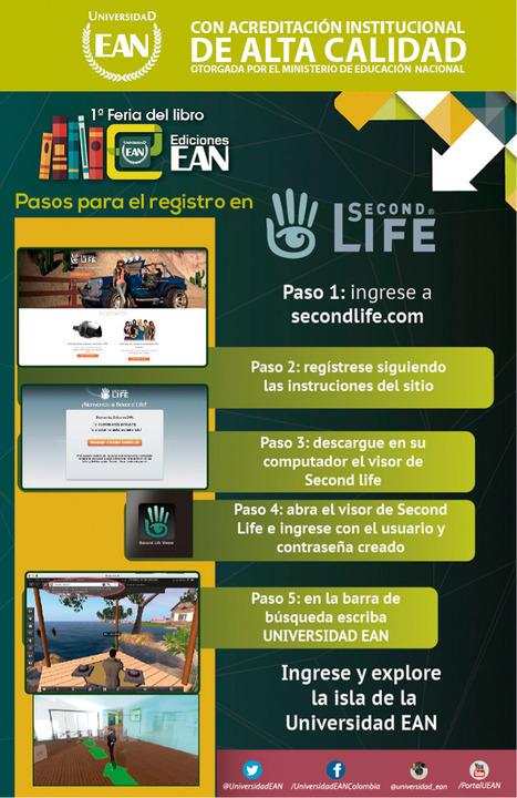 Second Life-EAN | OVERSEAS | Scoop.it
