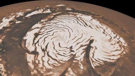 De l'eau bouillante pourrait être à l'origine des mystérieuses ravines de Mars | Beyond the cave wall | Scoop.it