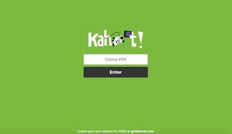 Kahoot, herramienta de gamificación gratuita. ¡Aprende, juega! | RECURSOS AULA | Scoop.it