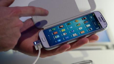 Smartphones : 10 astuces pour économiser sa batterie | mlearn | Scoop.it
