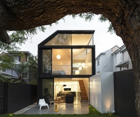 [Annandale, Sydney, Australia] Cosgriff House / Christopher Polly Architect | The Architecture of the City | Scoop.it