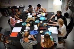 Habitat participatif : L'immeuble où l'on invente une nouvelle vie en commun. | Chuchoteuse d'Alternatives | Scoop.it