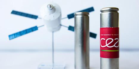 Le LITEN a développé les batteries du futur - H+ Magazine | Ressources pour la Technologie au College | Scoop.it