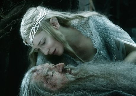 Elendilion – Tolkienowski Serwis Informacyjny » Blog Archive » G-i-P Report: Elvish dialogs from The Hobbit: The Battle of the Five Armies | World Hobbit Project | Scoop.it