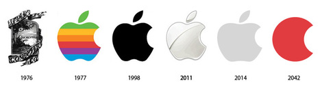 What The World's Most Famous Logos Might Look Like In 50 Years | Estamos Comunicad@s | Scoop.it