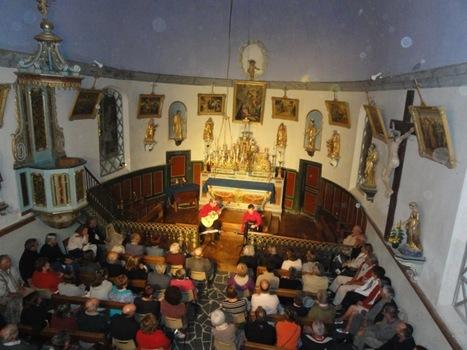 Festival des Petites Eglises de montagne : guitare et bandonéon pour la clôture du Festival à Camparan | Vallée d'Aure - Pyrénées | Scoop.it