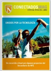Conectados Mag Feria del libro 2013 - Joomag | Bitácora de una profesora digital | Scoop.it