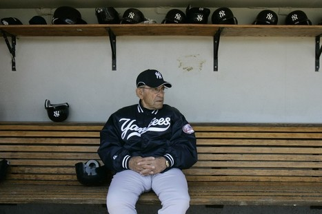 Remembering Yogi Berra, Baseball's Philosopher King | Eminent Men | Scoop.it