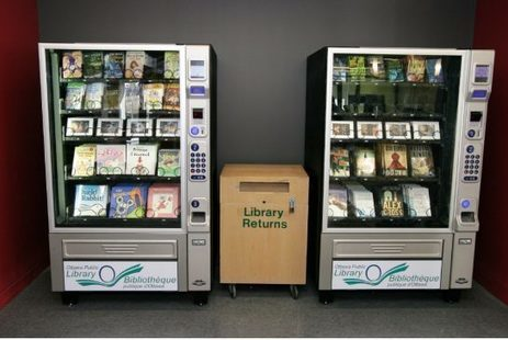 Toronto library to roll out book-lending machine at Union Station | Toronto Star | innovative libraries | Scoop.it