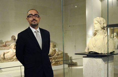 Jean-Luc Martinez, patron des Antiquités du Louvre, à la tête du musée | Art et Leadership | Scoop.it