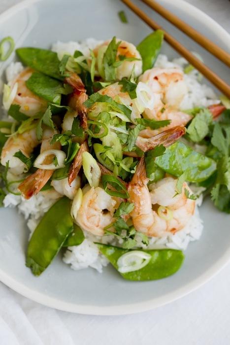 Recipe: Honey Garlic Shrimp — Recipes from The Kitchn | ♨ Family & Food ♨ | Scoop.it