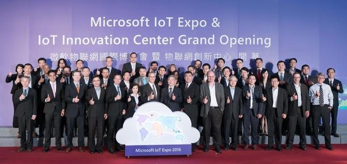 Un centre d'innovation IoT Microsoft s'ouvre à Taïwan | Internet du Futur | Scoop.it