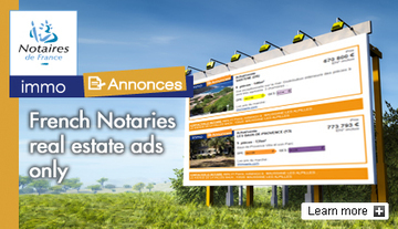 Notaries' Real Estate Portal : The official Real Estate Website of Notaries of France | Immobilier | Scoop.it