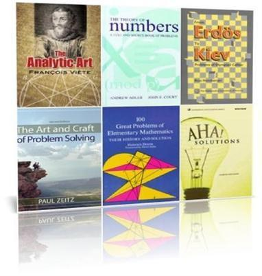 Mathematics - Olympiads and Problem Solving books Free Download | MYB Softwares, Games | Scoop.it