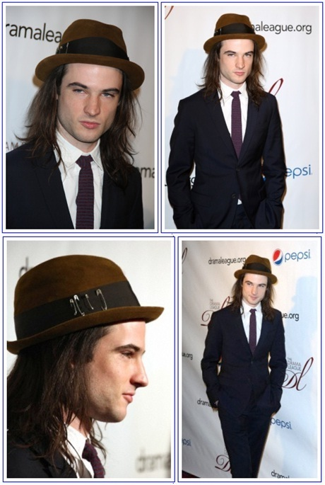 Tom Sturridge at the 79th Annual Drama League Awards - May 17, 2013 | Additionals | Scoop.it