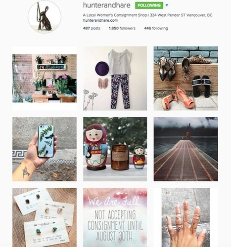 7 Instagram Mistakes Social Media Managers Should Avoid | MarketingHits | Scoop.it