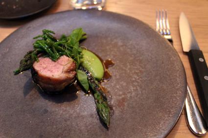Restaurant Paris : Saturne, la nouvelle cuisine étincelante ! | Le Blog Cuisine de Marion Flipo | Epicure : Vins, gastronomie et belles choses | Scoop.it