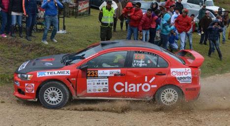 Rally NACAM FIA: Pacho Name obtiene un meritorio triunfo en ...   rally colombiano   Scoop.it