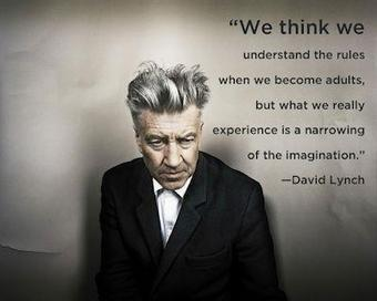 David Lynch on imagination and being multitalented | Developing Creativity | Scoop.it