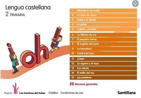 Lengua 2º Primaria | Español para los más pequeños | Scoop.it