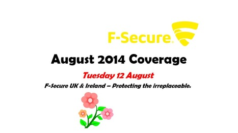 August Coverage (12th) | F-Secure Coverage (UK) | Scoop.it