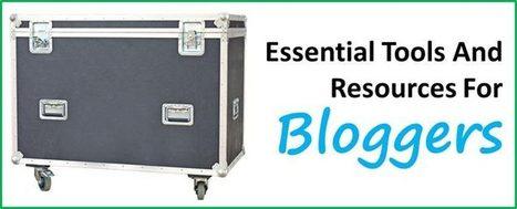 Essential Blogging Tools and Resources   Blogging Wizard   Links sobre Marketing, SEO y Social Media   Scoop.it