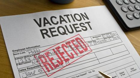 Managing: How do you handle an employee requesting too much time off?   Human Resources Best Practices   Scoop.it