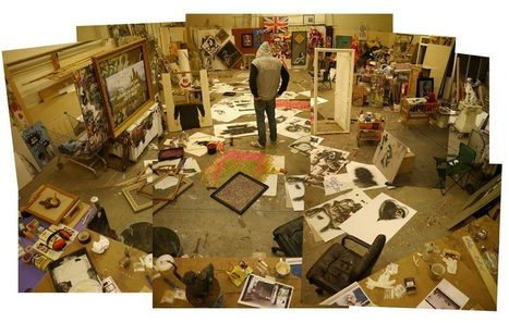 Banksy - Inside | Art forms | Scoop.it