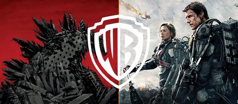 Roadshow Warner Bros. : Godzilla/Edge of Tomorrow   Godzilla & Edge of Tomorrow Roadshow   Scoop.it