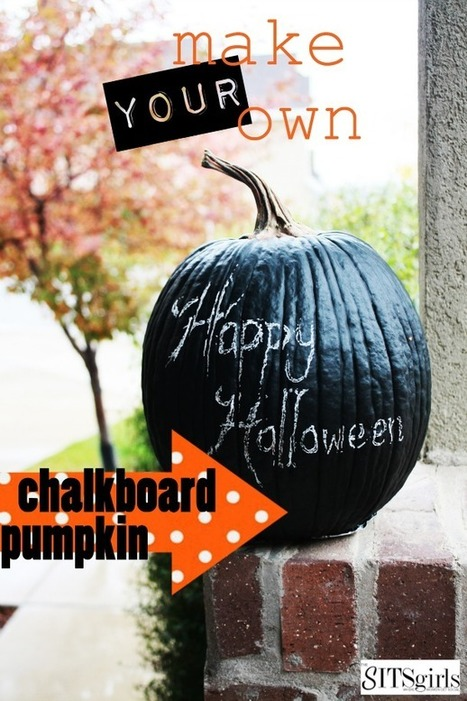 No Carve Pumpkin Decorating Ideas | Pumpkin Painting Ideas | Great Halloween Ideas for 2013 | Scoop.it
