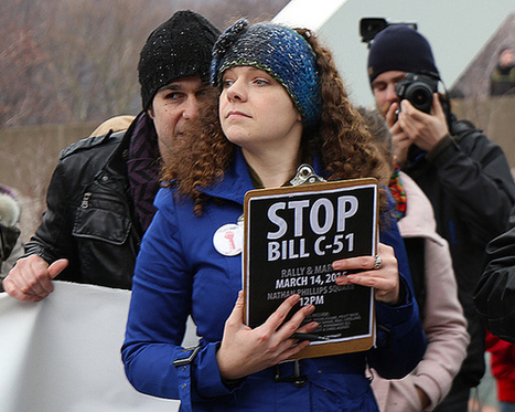 Bill C-51 Reveals Harper's Inner Bully | The Tyee | Global politics | Scoop.it
