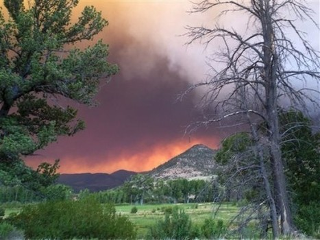 A Nation On Fire: Climate Change And The Burning Of America | Climate&Vegetation | Scoop.it
